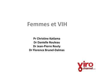 Femmes et VIH