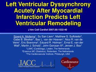 J Am Coll Cardiol 2007;50:1532-40