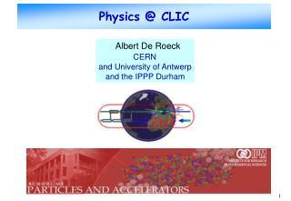 Physics @ CLIC