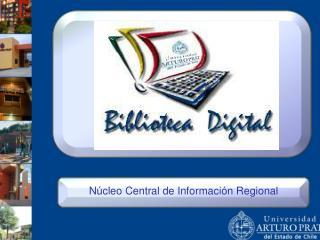 Núcleo Central de Información Regional
