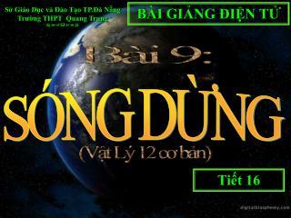 Sở Giáo Dục và Đào Tạo TP.Đà Nẵng Trường THPT  Quang Trung       