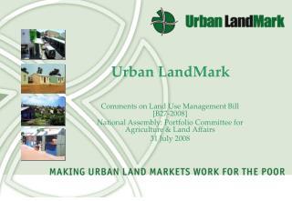 Urban LandMark