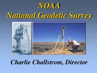 NOAA National Geodetic Survey