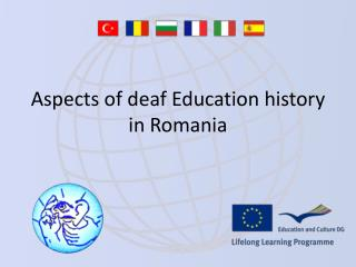 Aspects of deaf Education history in Romania