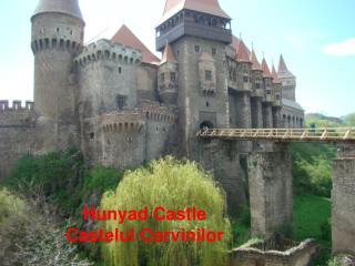 Hunyad Castle Castelul Corvinilor