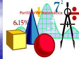 Portf�lio de Matem�tica