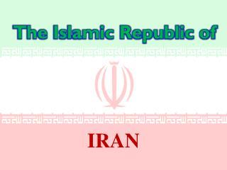 The Islamic Republic of
