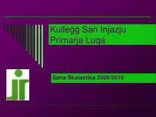 Kulleġġ San Injazju Primarja Luqa