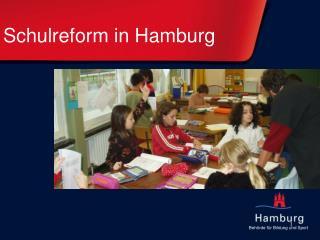 Schulreform in Hamburg