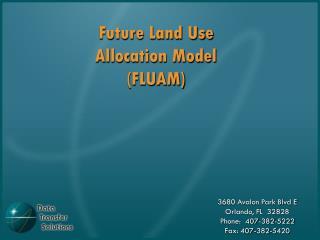 3680 Avalon Park Blvd E Orlando, FL  32828 Phone:  407-382-5222 Fax: 407-382-5420