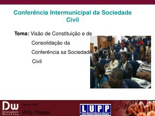Conferência Intermunicipal da Sociedade Civil