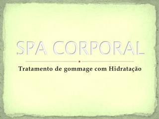 SPA CORPORAL