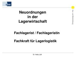 Dr. Hella Lüth