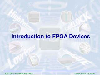 Introduction to FPGA Devices
