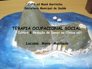 TERAPIA OCUPACIONAL SOCIAL