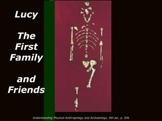 Lucy  The First Family and Friends