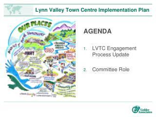 Lynn Valley Town Centre Implementation Plan