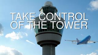 TAKE CONTROL  OF THE TOWER