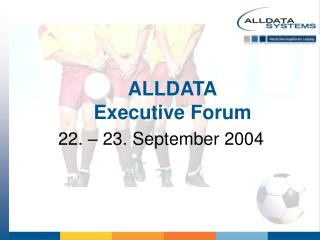 ALLDATA Executive Forum