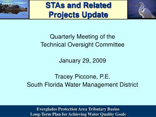 STAs and Related Projects Update