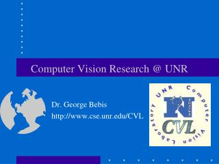 Computer Vision Research @ UNR