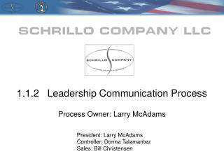 1.1.2   Leadership Communication Process