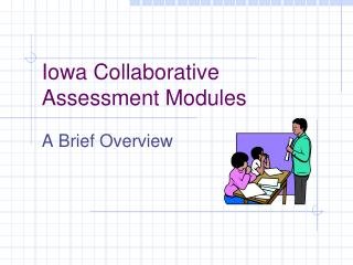 Iowa Collaborative Assessment Modules