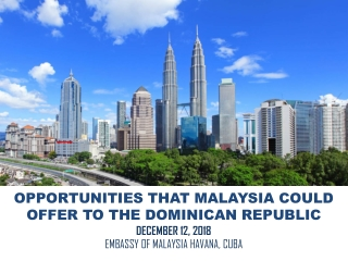 Malaysian Presentation