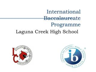 International Baccalaureate  Programme