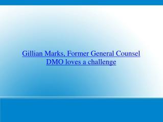 Gillian Marks