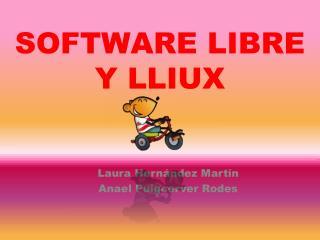 SOFTWARE LIBRE Y LLIUX