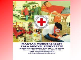 A Magyar Vöröskereszt
