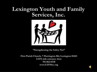 Lexington Youth and Family Services, Inc.