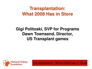 KDIGO Clinical Practice Guidelines for the Care of the Kidney Transplant Recipient