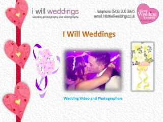 I Will Wedding