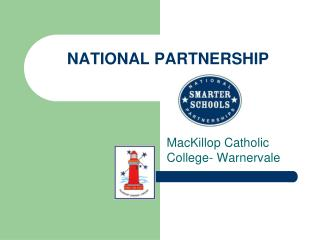 NATIONAL PARTNERSHIP