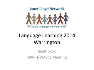 Language Learning 2014  Warrington