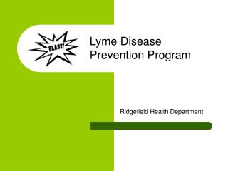 Lyme Disease Prevention Program