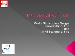 Pisa activities II part