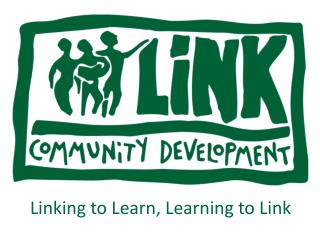 Linking to Learn, Learning to Link