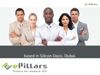 b ased in Silicon Oasis, Dubai.