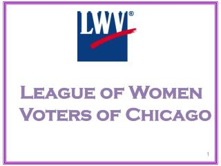 League of Women Voters of Chicago