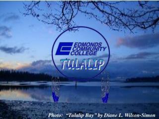 Photo:   Tulalip Bay  by Diane L. Wilson-Simon