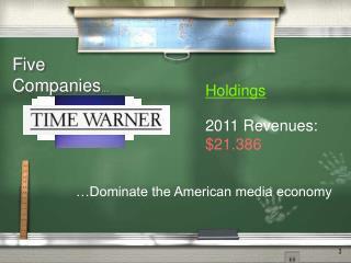 Five Companies …