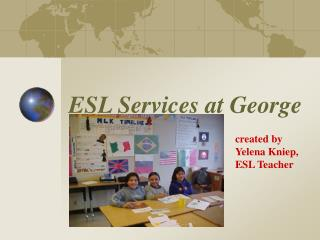 ESL Services at George