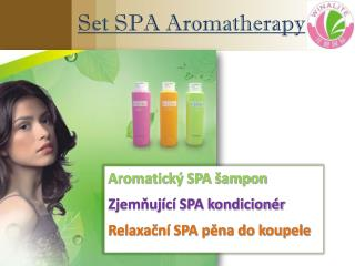 Set  SPA  Aromatherapy