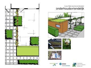 Cursus 'Maak van je tuin een klimaattuin' onderhoudsvriendelijk