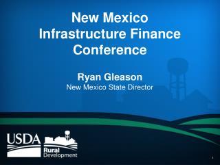 Ryan Gleason New Mexico State Director