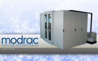 Optimizing High Density Cooling Solutions for Data Centers