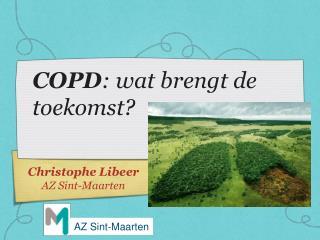 COPD : wat brengt de toekomst?